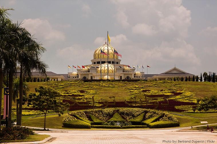 Istena Negra: Kuala Lumpur Hükümet Binası