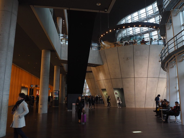 Photo:The National Art Centre, Tokyo 国立新美術館 By ugin0217