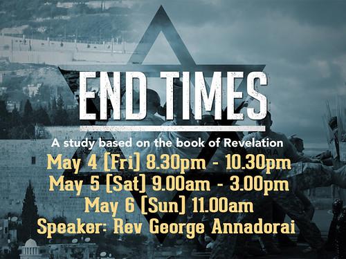 end times seminar