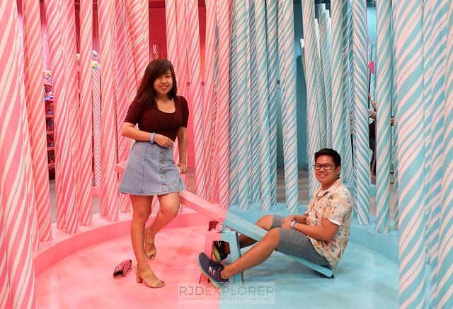 dessert museum candy cane grove