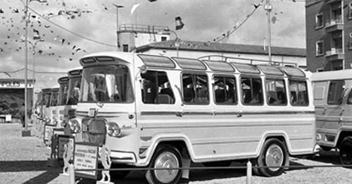 Microbús Nazar B Luxe fira de saragossa