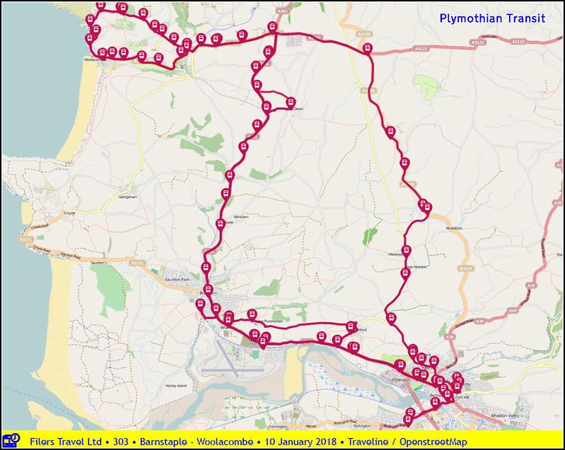 Map 303