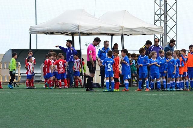 I Torneo de Pascua, Cala d'Or 2018 de futbol pre.benjamín