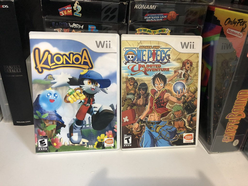 klonoa y one piece