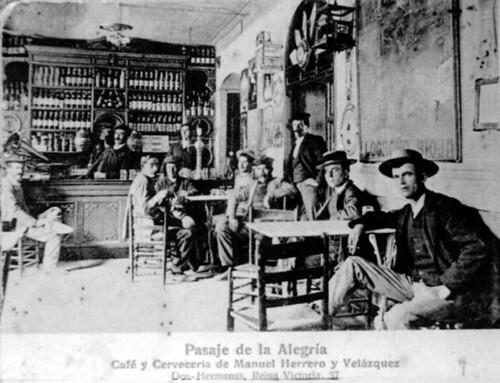 1868-1953 Manuel Herrero, un nazareno emprendedor