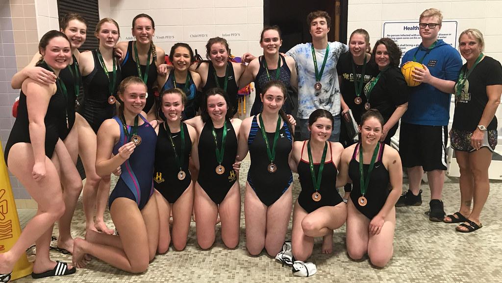 2017-18 Senior Girls Water Polo Championship