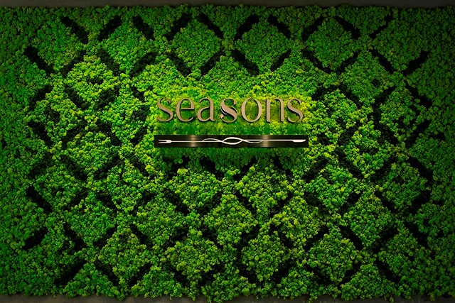 Seasons Entrance