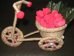 Фролова Полина (рук. Панова О.Е., Воронкова С.А.) - Розы в подарок