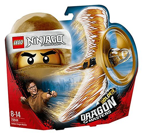 70644 Golden Master Dragon