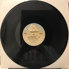ARETHA FRANKLIN:JUMP TO IT(RECORD SIDE-A)