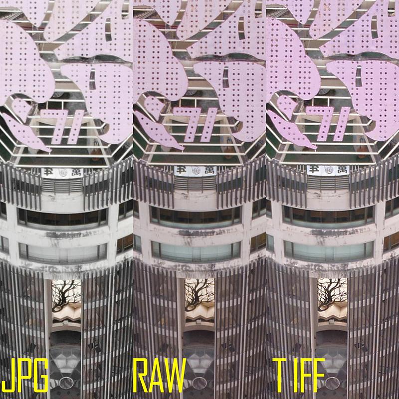 DJI Mavic Air RAW畫質