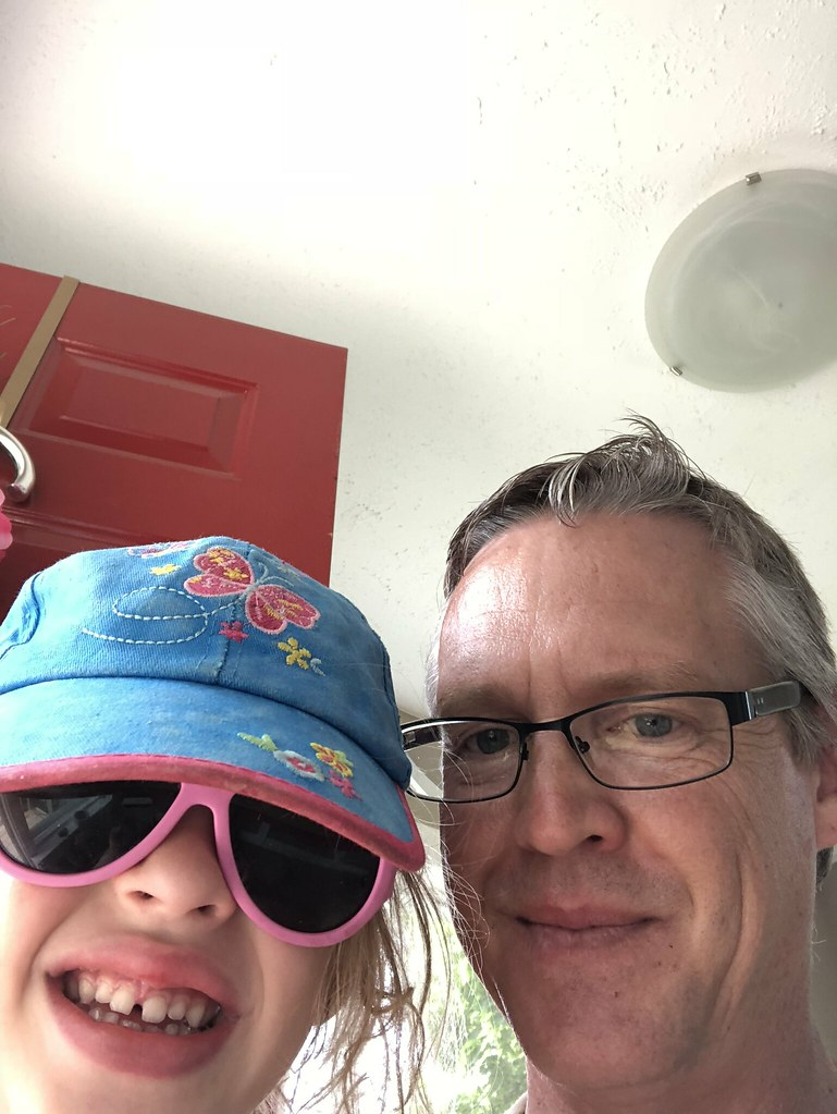 Dad & Me Selfie