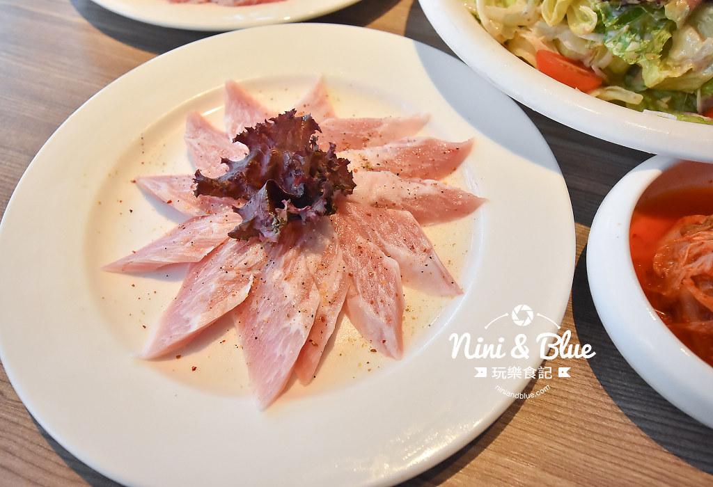 屋馬燒肉 台中公益路 燒肉Menu 04