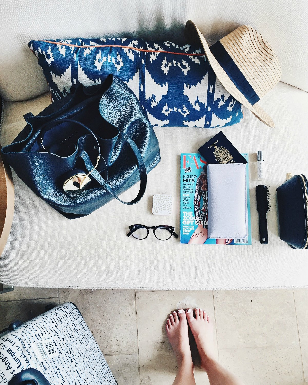 travel packing hacks