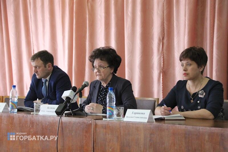 Пятёрка за образование в Селивановском районе