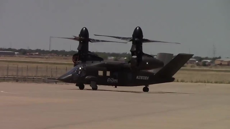 Bell's V-280 Valor shows off agility, speed in first public flight demo