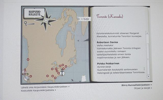 Helsingin Sanomat/kaupunkikirjasto