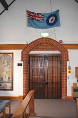 north doorway