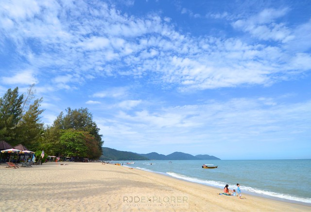 penang island itinerary travel guide Beach in Batu Feringghi