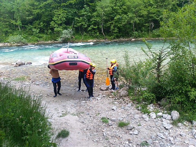 Only one rafting trip