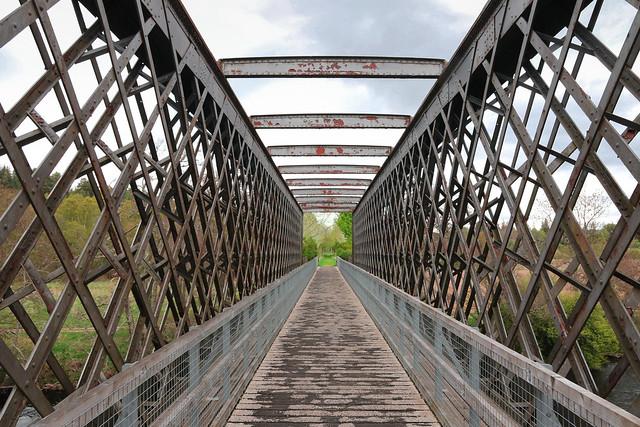 Cragganmore - Railway Bridge across the Spey