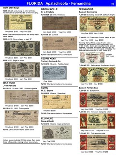 Kelly Obsolete Paper Money Guide sample page3