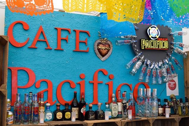 Cafe Pacifico at Taste of London #tasteoflondon