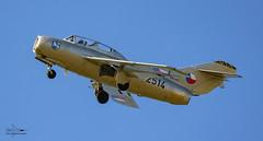 Czech Air Force Mikoyan-Gurevich MiG-15
