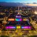 Rainbow City Hall - San Francisco by davidyuweb