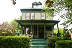 Caroline Crow House