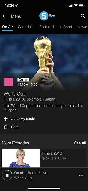 Colombia 1 - 2 Japan