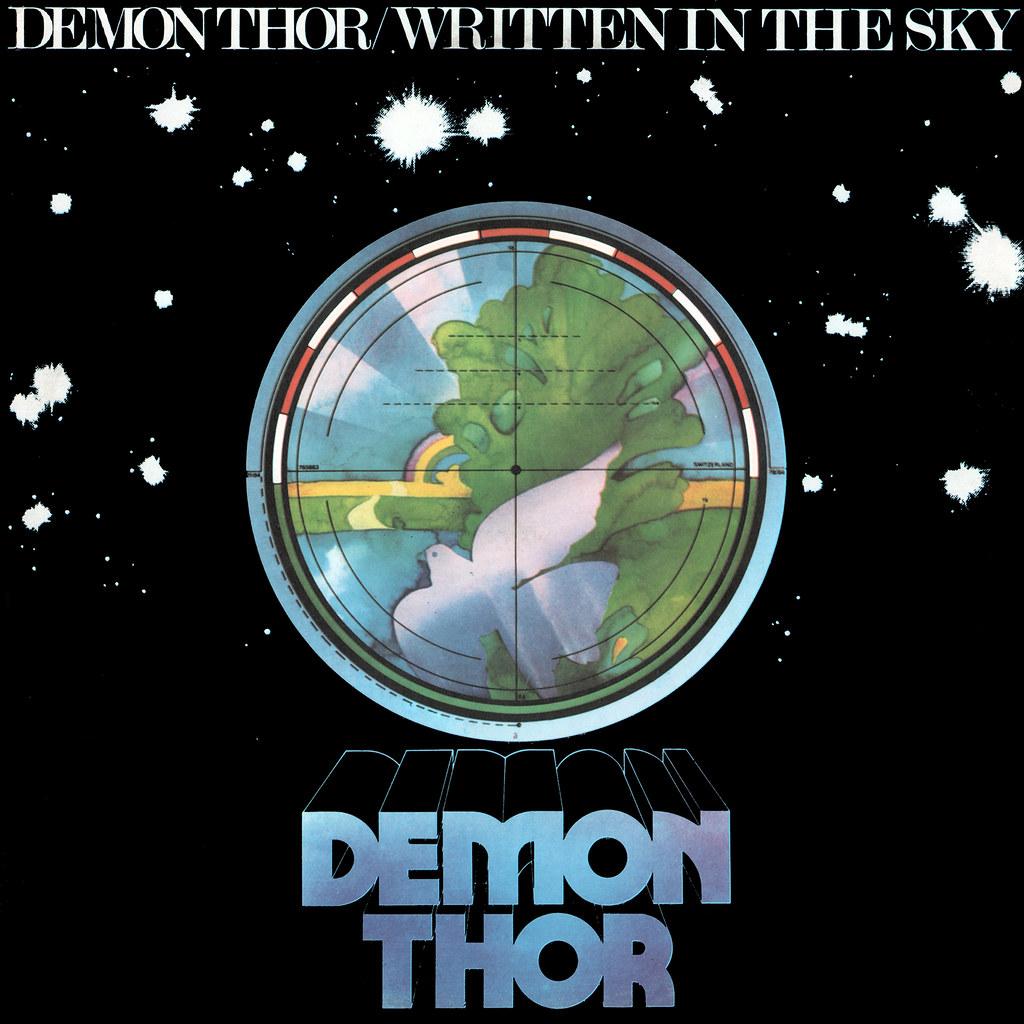 Demon Thor - Written In The Sky
