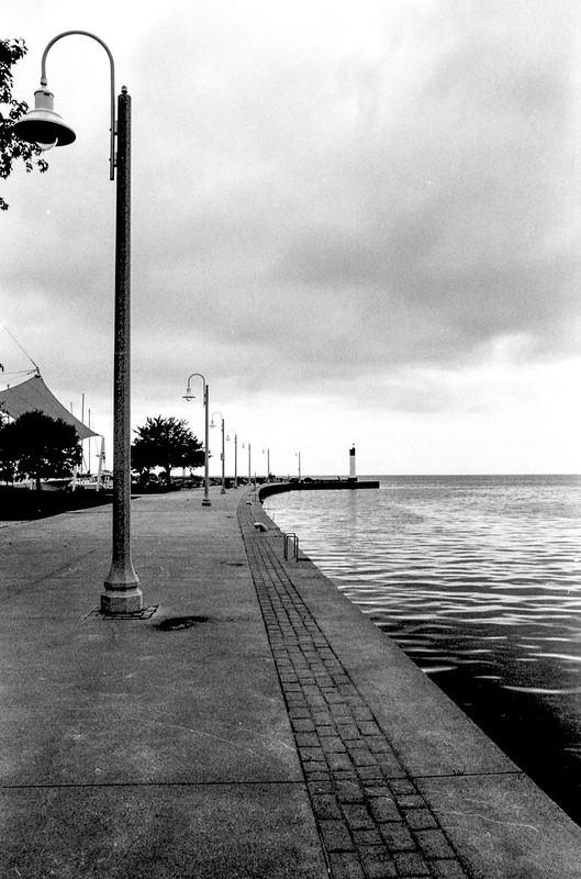 Bronte Harbour Warf_
