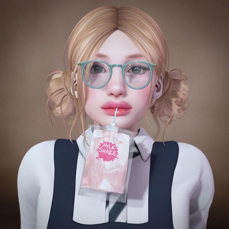 Schoolgirl Closeup
