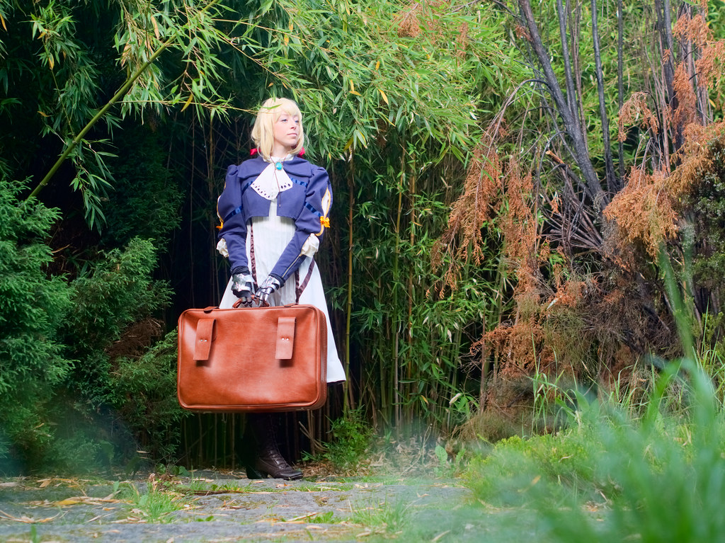 related image - Shooting Violet Evergarden - Enaelle's Arts - Parc Matisse - Lille - 2018-05-27- P1266297