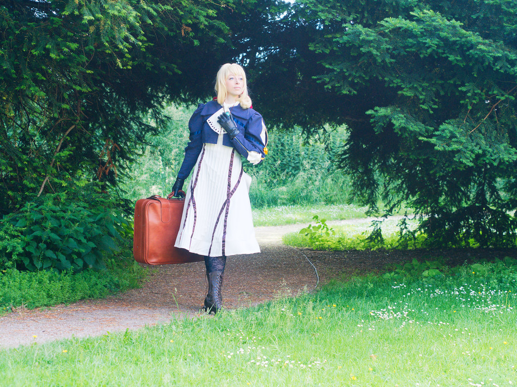 related image - Shooting Violet Evergarden - Enaelle's Arts - Parc Matisse - Lille - 2018-05-27- P1266220