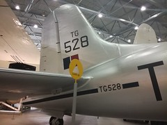 Handley page Hastings tail