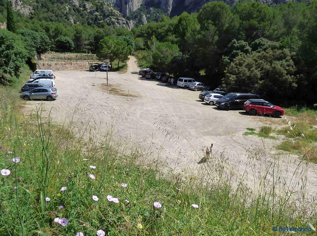 Parkings Montserrat Sur -03- Parking de la Vinya Nova