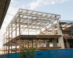 New SeaTac Terminal Addition Under Construction