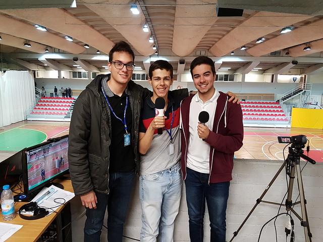 O Migas&Companhia no Vitória Futsal Cup Masters 2018