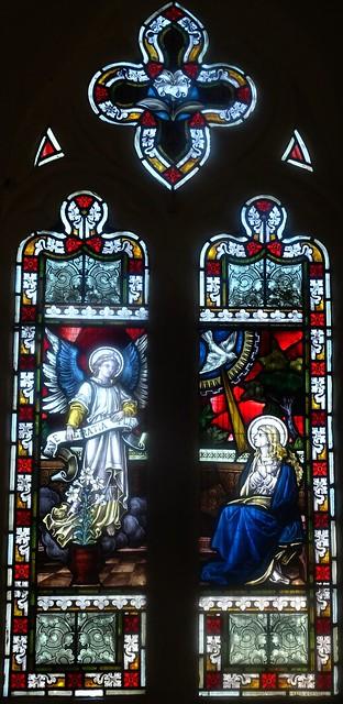 [63231] Springthorpe : Annunciation Window