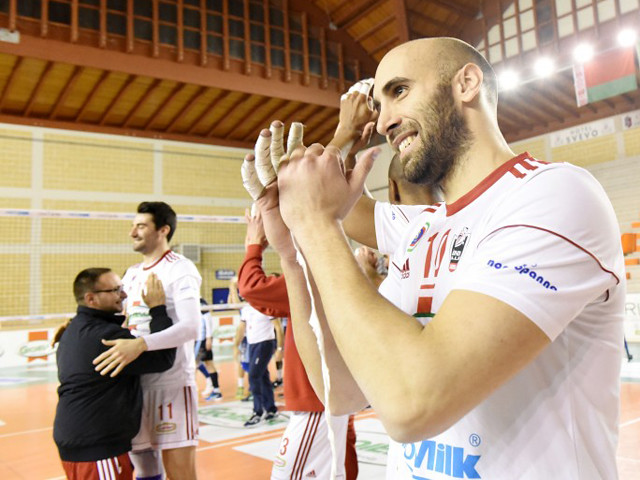 REAL VOLA AI PLAY-OFF