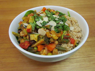Moroccan Tagine with Apricot Couscous