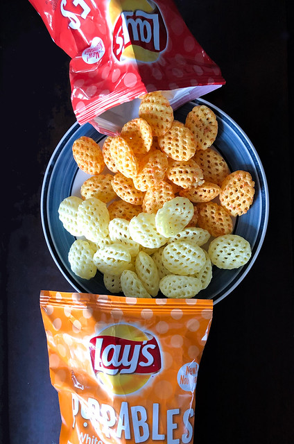 Happy Blogiversary To Me And Pass The Lay's Poppables!