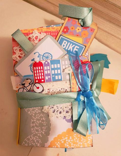 junk-journal-city-bicycle-layout-hybrid-red-orange-light-blue