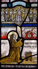 Sancta Mater Teresia benedic nos (Margaret Agnes Rope, 1929)