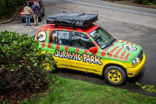 Jurassic Park Vehicle-001