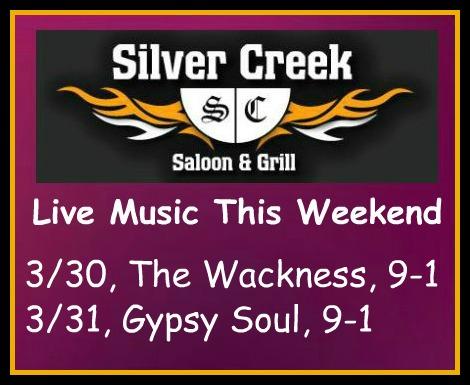 Silver Creek Poster 3-30-18