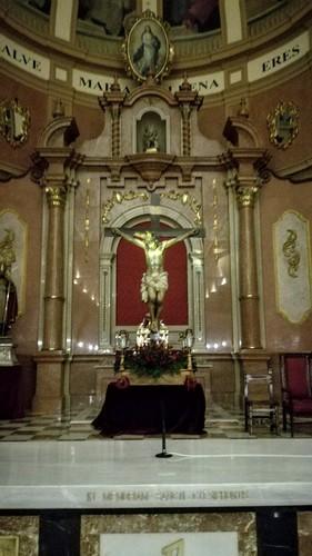 Cristo Expiración Berja