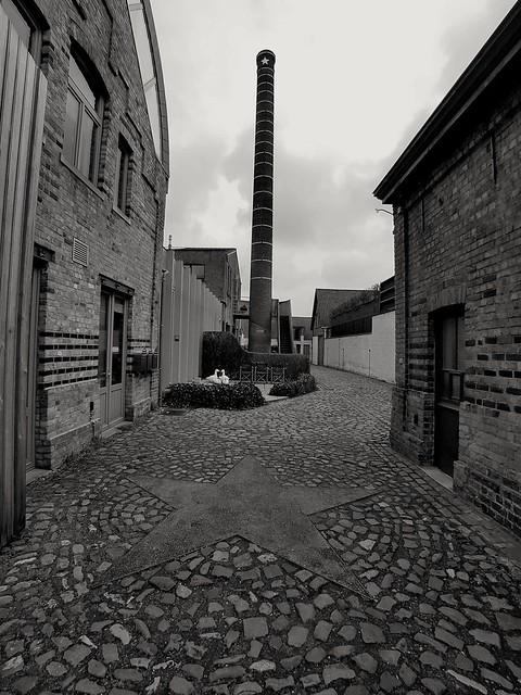Étoile. Bruges